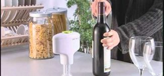 ONETOUCH WINE OPENER