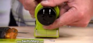 How to sharpen blunt knifes effectively