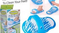 Easy Feet – How to clean and message your feet from heel to toe