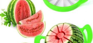 How to easily slice watermelon, pawpaw, pineapple, apple, and even cakes without stress