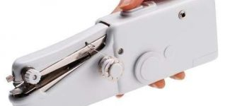 Handy Stitch – Portable and compact, excellent for on-the-spot repairs